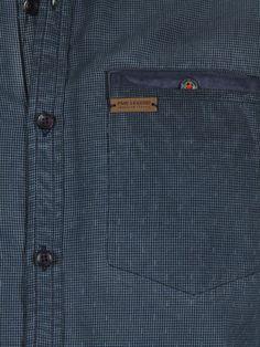 PME Legend Shirt dark blue vintage - NIK-Fashion.com