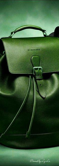 Green Backpack!