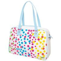 Bobble Art Confetti Overnighter Bag www.mamadoo.com.au #mamadoo #bags #wallets