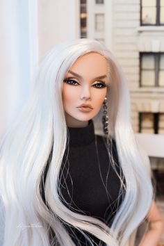 "https://flic.kr/p/N49VPL | OOAK ""NOCTURNE "" POPPY PARKER by Aquatalis 