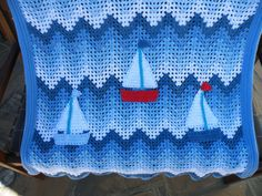 Williams Boat Blanket/Afghan | Flickr - Photo Sharing!