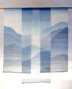 台灣手創複合媒材研究會︱Craft and Design of Taiwan Sculpture Textile, Textile Art, Rideaux Design, Silk Painting, Fabric Art, Installation Art, Fiber Art, Decoration, Backdrops