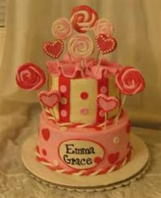 Harpers cake