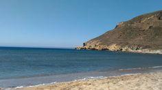 Playa El Playazo, Nijar, Rodalqilar, Spain