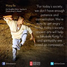 martial arts quote by Wang Ba, Zen Buddhist monk and Shaolin Kung Fu Master Martial Arts Quotes, Kung Fu Martial Arts, Chinese Martial Arts, Mixed Martial Arts, Warrior Spirit, Warrior Quotes, Great Quotes, Inspirational Quotes, Motivational
