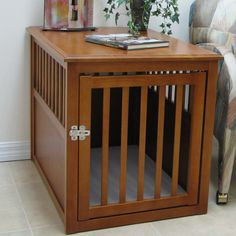Crate End Tables On Pinterest Crate Table Crates And Furniture