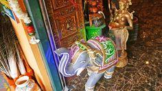 Singapore 4K Little India arcade 2015 Shopping & travel. UHD LX100