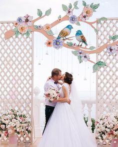 Любовь ... Флористика и декор @nebodecor @vladimir_nebodecor Фото - Алиса…