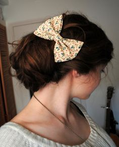 Cute and easy bow how to