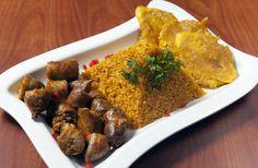 ¡Una lechonera con estilo! Chequea el sabroso menú criollo de El Rincón de Porky's: http://www.sal.pr/?p=97332
