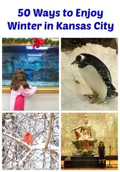 Tons of fun ideas for places to visit, special events, kids workshops and more family activities to enjoy this winter!