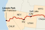 Cross-Country, by a Road Less Traveled - NYTimes.com