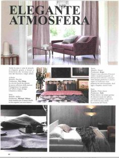 CASA & GIARDINO - january 2016 - pure elegance with our silver runner
