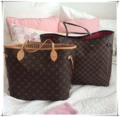 Neverfull Purse on sale - Just $227.99. Save Big, Buy Now!!! #Louis #Vuitton…