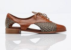 Jeffrey Campbell Prospector Oxfords-want these like, NOOOWW!!