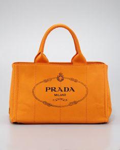 580 Prada Canvas Small Gardener s Small Tote Bag Vegan designer Small Tote  Bags, Miuccia Prada d2af370598