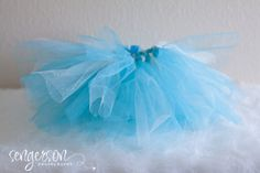 DIY No Sew Tutu // DIY Baby Projects » Seng. DIY Projects, Scrapbooking and Photography