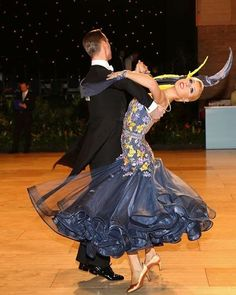 Ballroom dancing.....