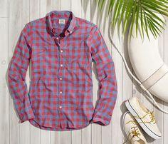 In Detail: Spring Shirts