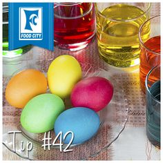 Looking for a mess-free way to dye Easter eggs this year? Look no further than your whisk! Carefully place a hardboiled egg into the whisk and dip it into any color dye you choose. This will prevent your fingers from getting stained.