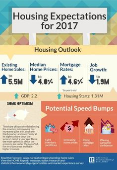Housing Expectations for 2017 Infographic