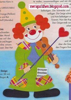8 ΝΕΕΣ ΠΡΟΤΑΣΕΙΣ ΓΙΑ ΚΑΠΕΛΑ ΚΑΙ ΜΑΣΚΕΣ ΑΠΟ ΧΑΡΤΙ!       Σας παρουσιάζω μια νέα σειρά από μάσκες και καπέλα από χαρτί! Τις ακόλου... Circus Clown, Childhood Education, Decoration, Paper Crafts, Blog, Techno, Clowns, Craft, Drawings