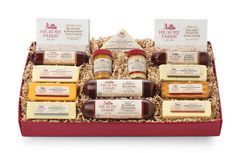 Hickory Farms For The Holidays! (Review and A Giveaway!)