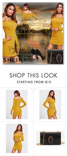 """""""Shein 1/10"""" by sanela1209 ❤ liked on Polyvore"""