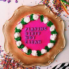 drake on cake by @joythebaker