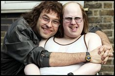 "Little Britain:  "" I don't like George Michaels"""
