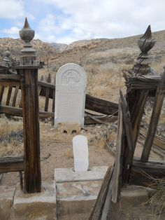 Benton Cemetery. Benton, California  Many spirits here kept asking for us to help them.
