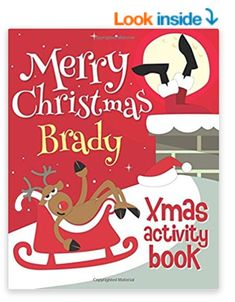 The Paperback of the Merry Christmas Maximilian - Xmas Activity Book: (Personalized Children's Activity Book) by XmasSt at Barnes & Noble. Xmas Gifts For Kids, Great Christmas Gifts, Christmas Presents, Christmas Adam, Christmas Rose, Christmas Jesus, Kids Activity Books, Activities For Kids, Date