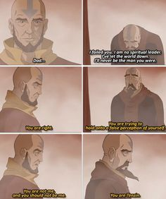 The Legend of Korra/ Avatar the Last Airbender: aang and tenzin>>>>This is one of my favorite things about LoK Korra Avatar, Team Avatar, Saitama, Bad Parenting Quotes, Avatar World, Sneak Attack, Avatar Series, Avatar The Last Airbender Art, Iroh