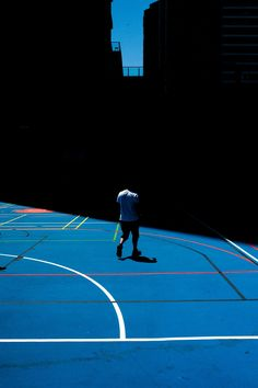 """lacoste:  """"There is some action on the tennis court.  """""""