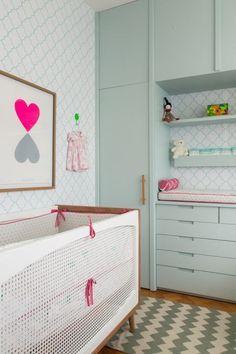 Veja as mais belas referências de combinação de cores em quartos de bebê rosa. São mais de 60 fotos incríveis para se inspirar.