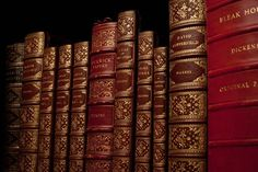 The books of Charles Dickens