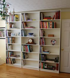 Between Naps on the Porch: Billy Bookcase, Easy to Assemble