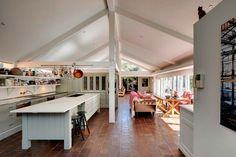 Architect-designed modern house for sale in Turramurra. Allum House by Bruce Rickard & Associates.