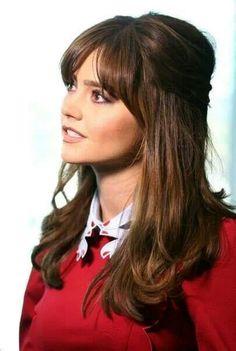 Jenna coleman is soo pretty!!