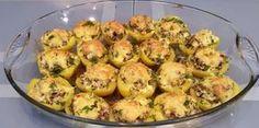 Bărcuțe de cartofi umplute cu carne de pui și ciuperci – o rețetă plină de gust și aromă! - Retete Usoare Potato Salad, Food And Drink, Potatoes, Ethnic Recipes, Potato
