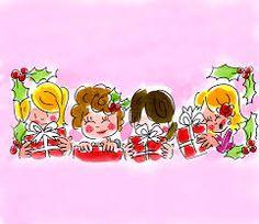 Afbeeldingsresultaat voor blond kerst
