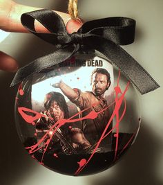 BADASS Walking Dead Christmas Tree