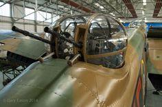 Lancaster PA474 mid-upper turret Gary Eason _DSC3309