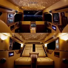 This Cadillac Escalade Is Like No Other Lexanimotorcars Customized The Whole Interior To Be