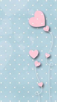 Best Love Wallpaper, Pastel Wallpaper, Tumblr Wallpaper, I Wallpaper, Wallpaper Backgrounds, Wallpaper Quotes, Heart Iphone Wallpaper, Cellphone Wallpaper, Mises En Page Design Graphique
