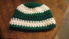 34 Beginner Crochet Hat Patterns | AllFreeCrochet.com