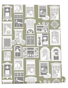 Mini modernise on pinterest modern wallpaper window film and crescents - British kitchen sink films ...