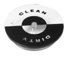 Clean & Dirty Dishwasher Indicator