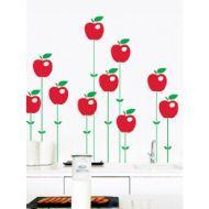 Kırmızı Elmalar Çocuk Odası Duvar Sticker http://www.stickerdepo.com/