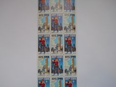 Father Flanagan's Boys Home. Boys Town, Nebraska  1973 Annual Seal Stamp